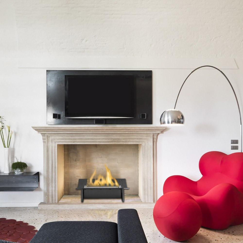 Ethanol Fireplace Conversion - How Hard is It?
