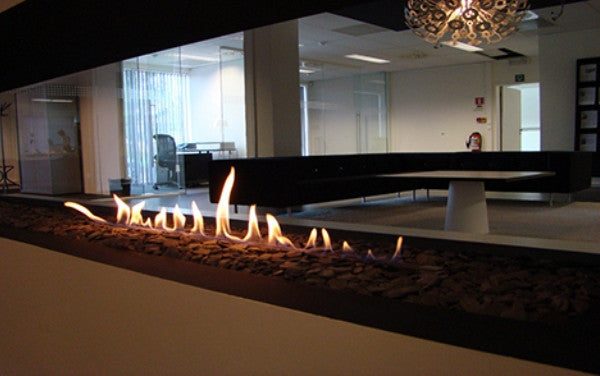 Spruce Up Your Outdoors with an Ethanol Fireplace