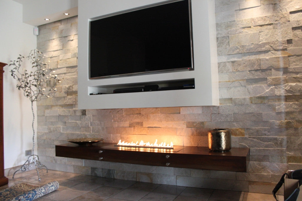 Built-In Ethanol Fireplaces: How Much Do They Cost?