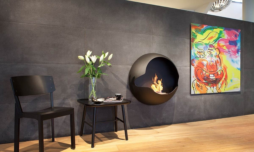 Discover Design: Ethanol Fireplaces for Urban Homes
