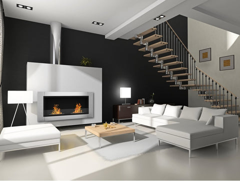 How to Clean and Care for Your Ethanol Fireplace