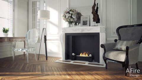 How to Convert Your Wood Fireplace to Ethanol