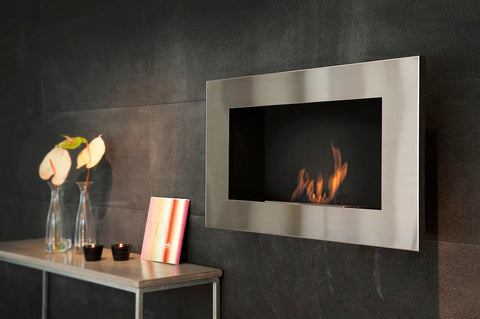 smokeless fireplace