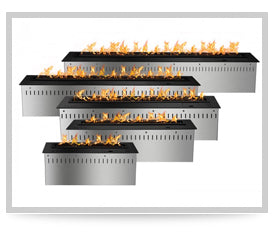 Electronic Fireplaces