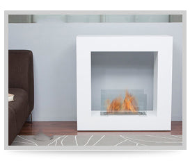 Freestading Fireplaces