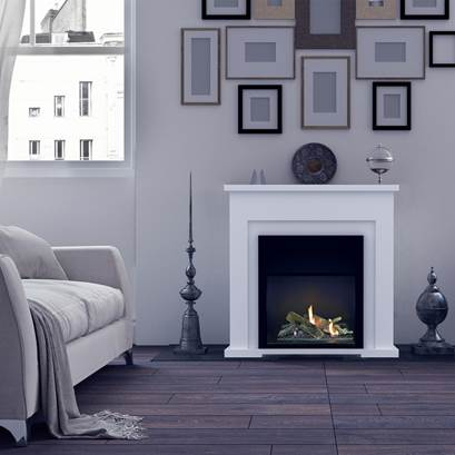 The Cost Difference Between Ethanol and Electric Fireplaces