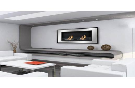 How To Install A Recessed Ethanol Fireplace