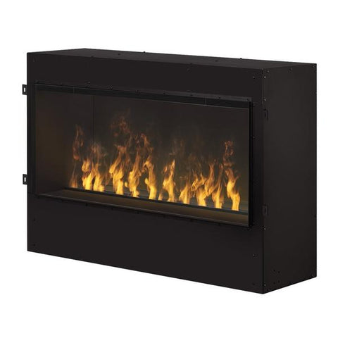 "Dimplex Opti-Myst Pro 1000 - 46"" One or Two Sided Vapor Fireplace with Heater - Ethanol Fireplace Pros"