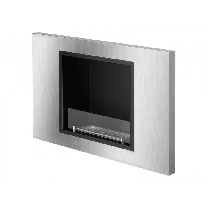 Ignis Lima Recessed Wall Ethanol Fireplace