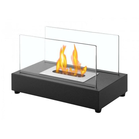 Ignis Tower Tabletop Bio Ethanol Fireplace - Ethanol Fireplace Pros