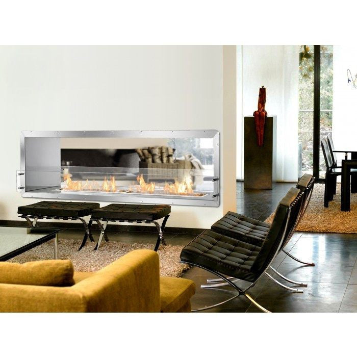 Ignis 78 5 Quot Wide Double Sided Ethanol Burning Firebox
