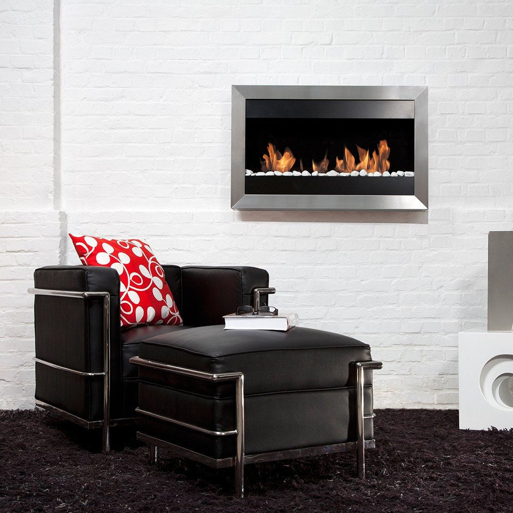 bio blaze square small 2 bio ethanol fireplace