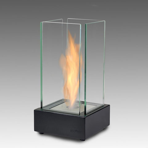 Eco-Feu Cartier Biofuel Tabletop Fireplace - Ethanol Fireplace Pros
