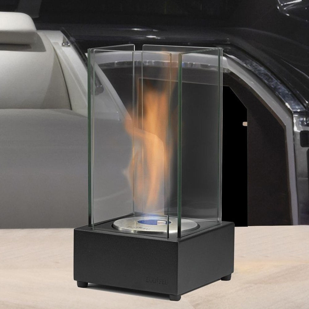 eco feu cartier biofuel fireplace