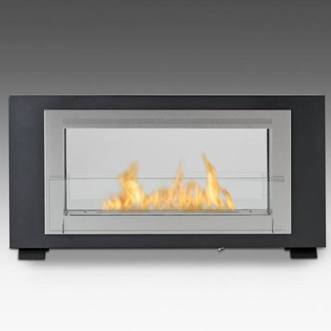 Eco-Feu Montreal 2-Sided Biofuel Fireplace