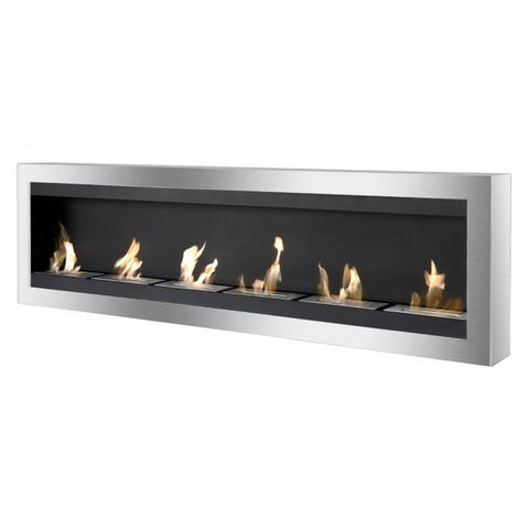 Ignis Maximum Wall Mount Bio Ethanol Fireplace - Ethanol Fireplace Pros