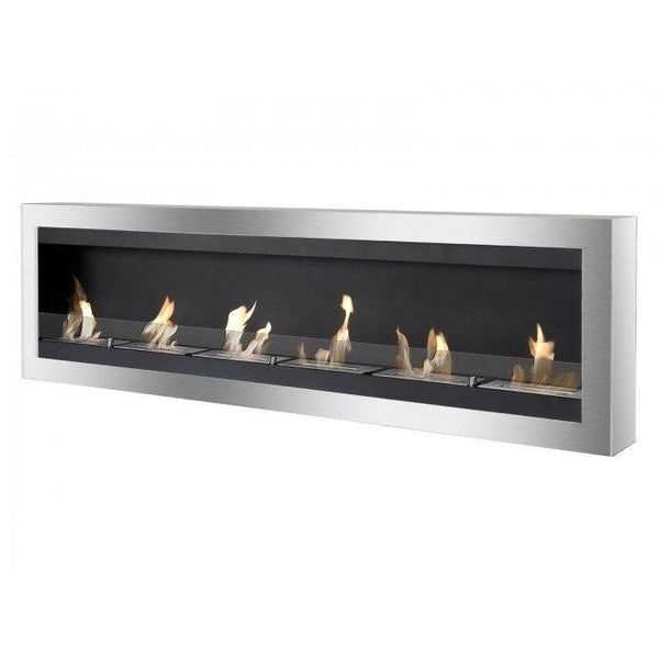 Ignis Maximum Wall Mount Bio Ethanol Fireplace
