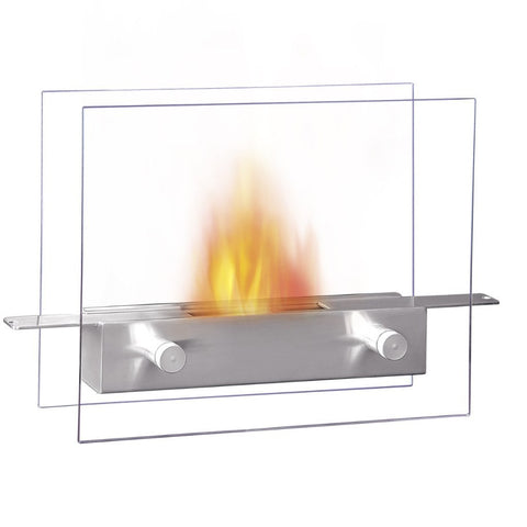 Metropolitan Tabletop Bio Ethanol Fireplace - Anywhere Fireplace - Ethanol Fireplace Pros