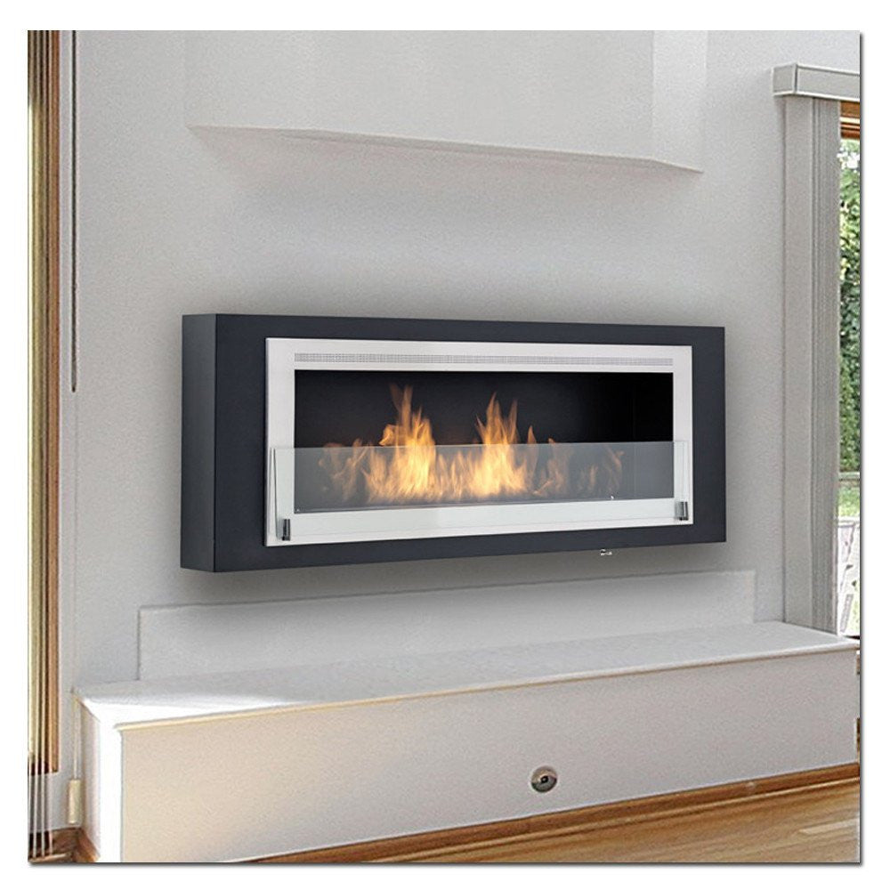 Eco-Feu Santa-Cruz Biofuel Fireplace - Ethanol Fireplace Pros Modern And Ventless Fireplaces