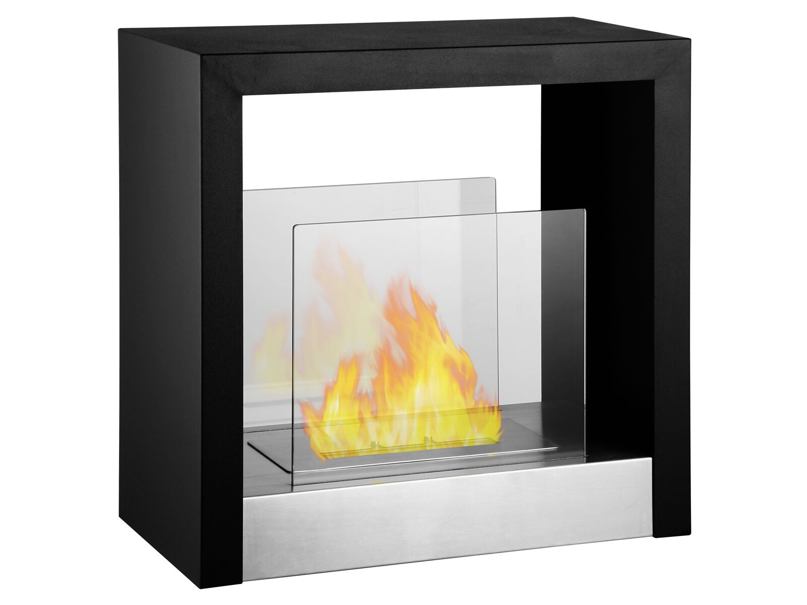 ethanol black insert products inch ignis burner fireplace