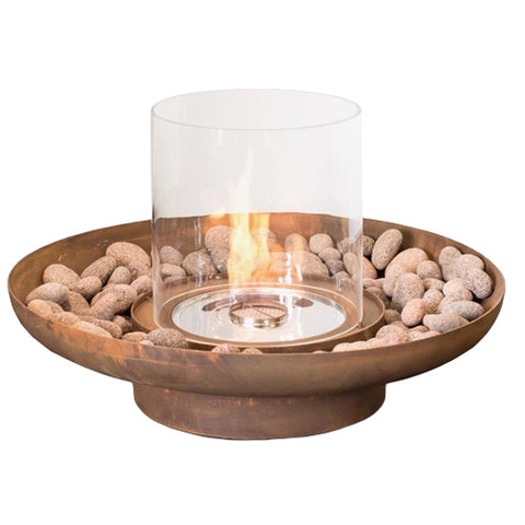 Tondo Commerce Ethanol Fireplace
