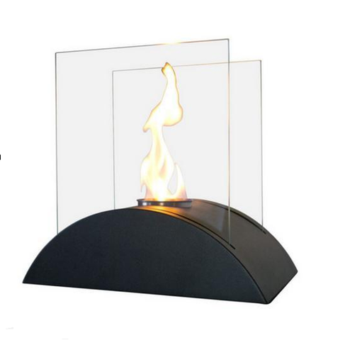 Nu-Flame Estro Tabletop Decorative Ethanol Indoor Outdoor Fireplace