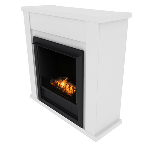Lincoln Bio Ethanol Fireplace