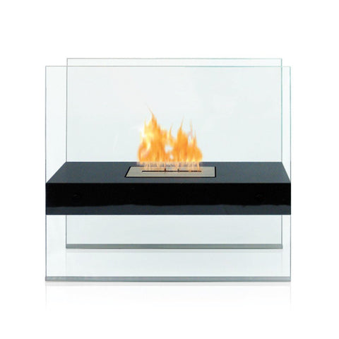 Madison Floor Standing Bio Ethanol Fireplace - Anywhere Fireplace - Ethanol Fireplace Pros