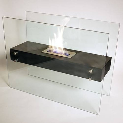 Nu-Flame La Strada Floor Fireplace - Ethanol Fireplace Pros