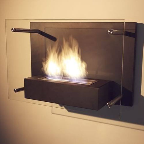Nu-Flame Radia Wall Mounted Fireplace - Ethanol Fireplace Pros