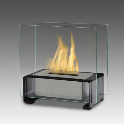 Eco-Feu Paris Tabletop Biofuel Fireplace - Ethanol Fireplace Pros
