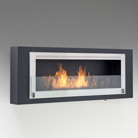 Eco-Feu Santa-Cruz Biofuel Fireplace - Ethanol Fireplace Pros