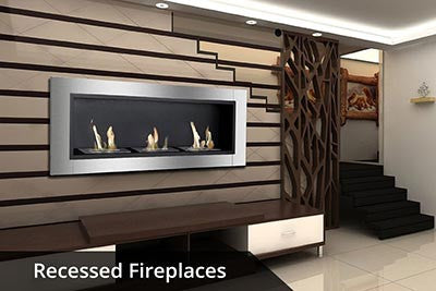 Ethanol Fireplace Pros Modern and Ventless Fireplaces