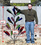 Big Daddy Bottle Tree dimensions