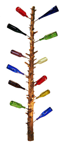 Do-It-Yourself Bottle Tree