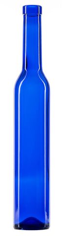 Debora Cobalt Blue Bottle - perfect for your bottle tree