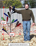Freestyle Bottle Tree dimensions