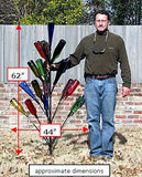 Southern Pine Bottle Tree dimensions