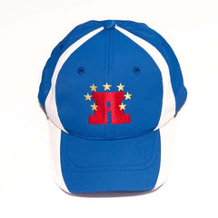 Adult Hat (blue-white)