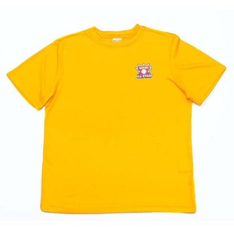 Hometown All Stars Yellow Youth Shirt