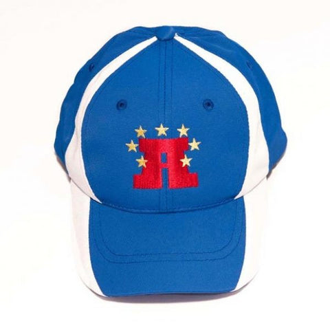 Youth Hat (blue-white)