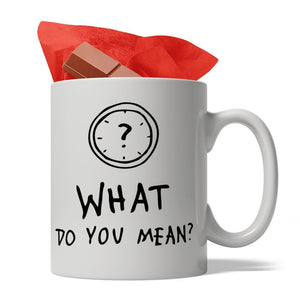 Justin Bieber What Do You Mean - Ceramic Coffee Mug, 11-Ounce, White