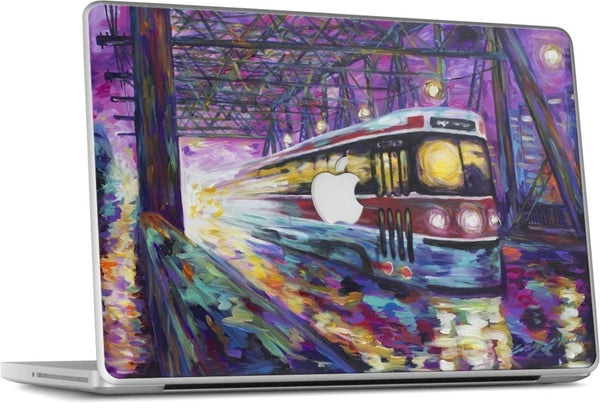 On Route Laptop Skin