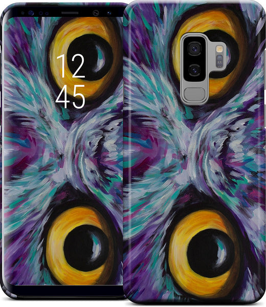 Owl Eyes Samsung Case