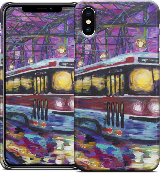 On Route iPhone Case