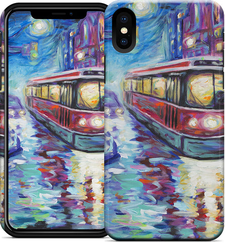 Crossing Yonge iPhone Case