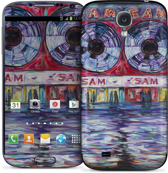 Sam the Record Man Samsung Skin