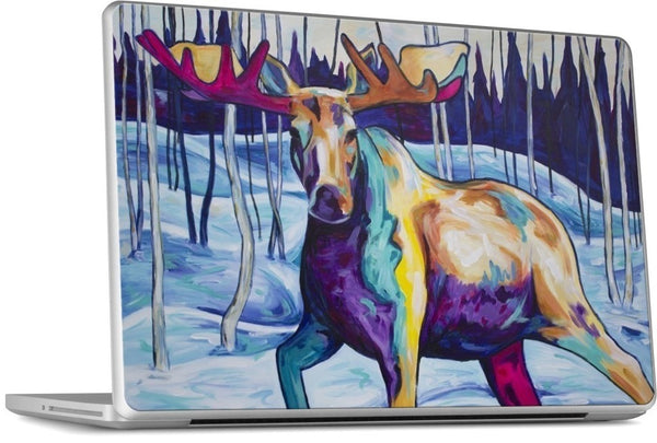Moose Laptop Skin