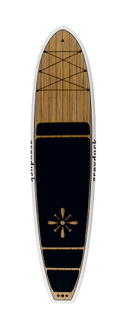 "Grey Duck 10'8"" Daybreak Zebrawood"