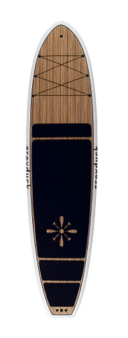 "Grey Duck 11'2"" All Day Zebrawood"